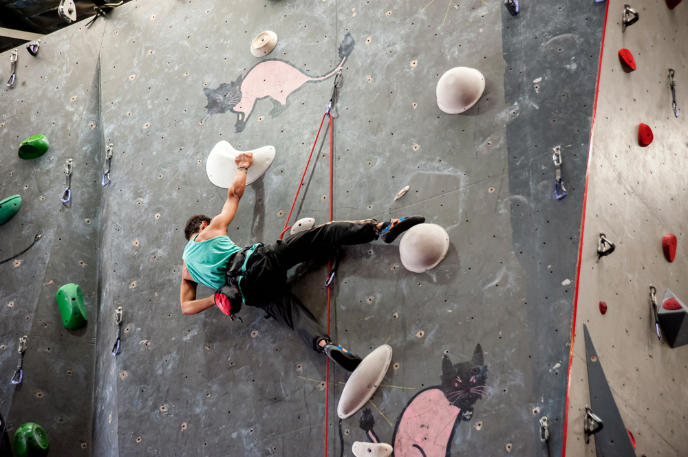 Climbing Rocks Professional Climbing Photography Competition Indoor Climbing (15)