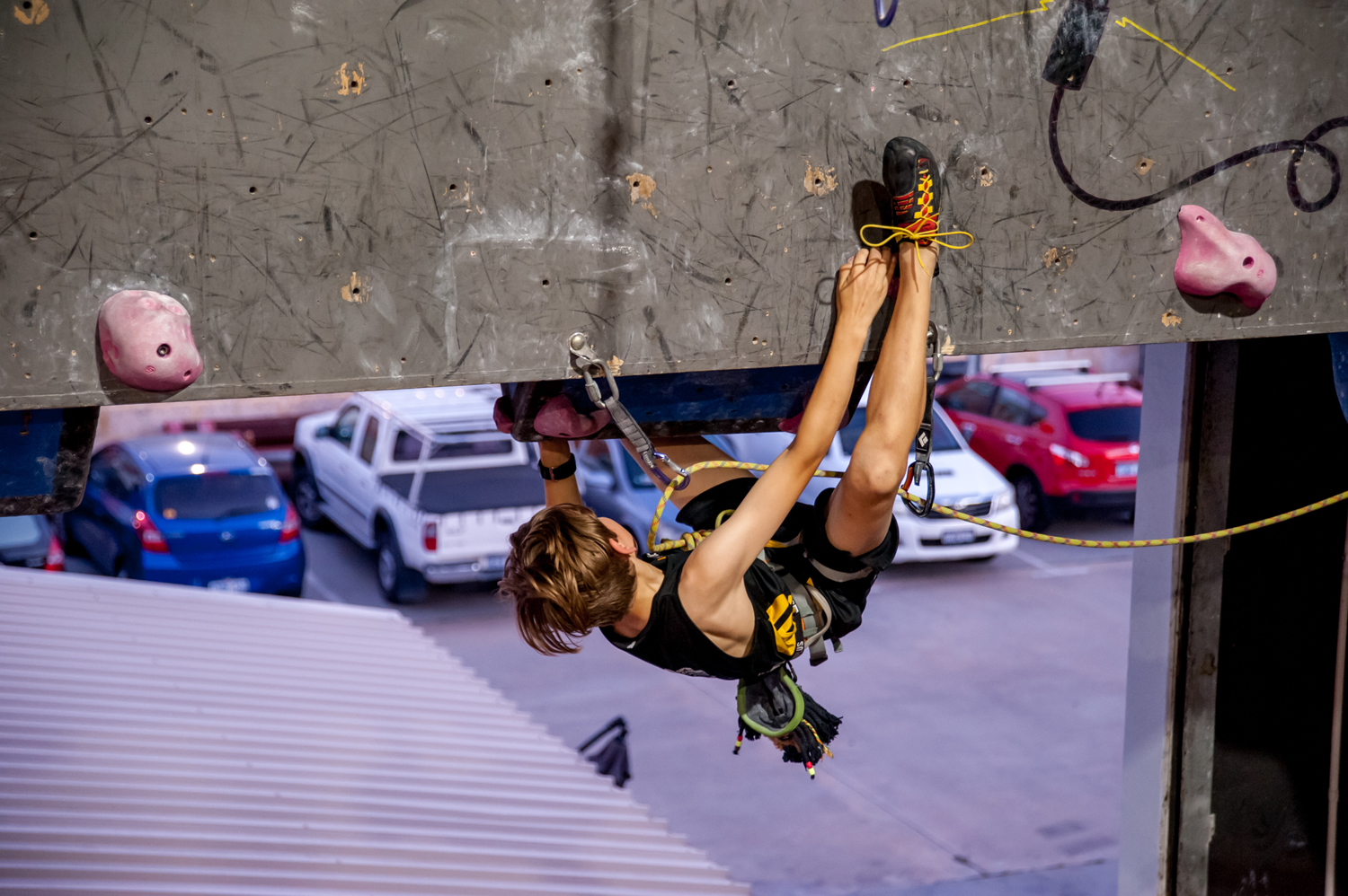 Climbing Rocks Professional Climbing Photography Competition Indoor Climbing (29)