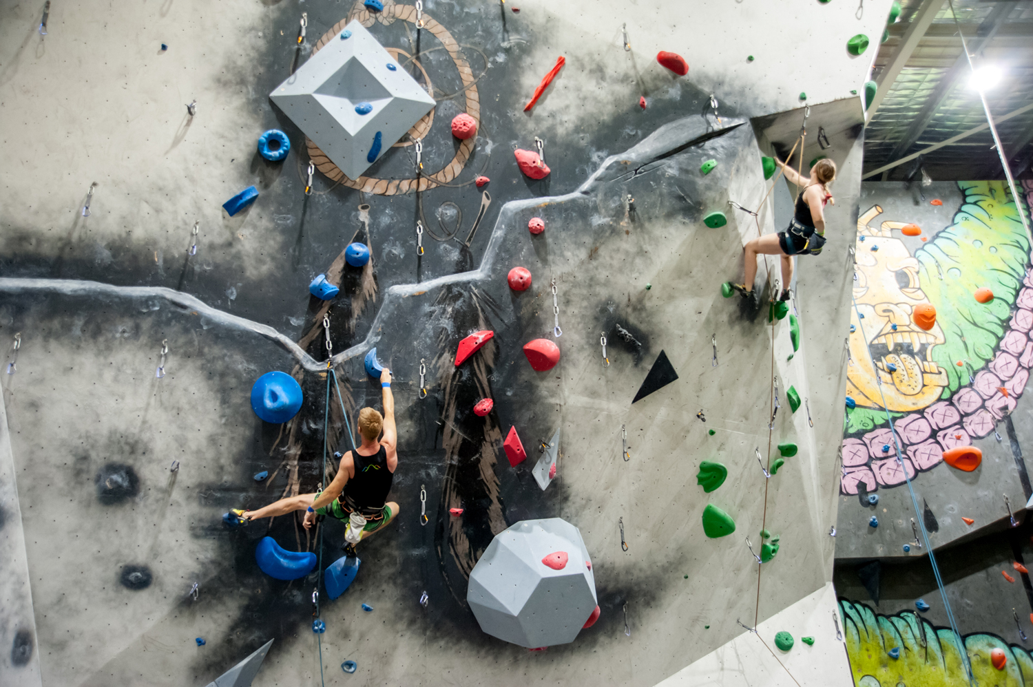 Climbing Rocks Professional Climbing Photography Competition Indoor Climbing (33)