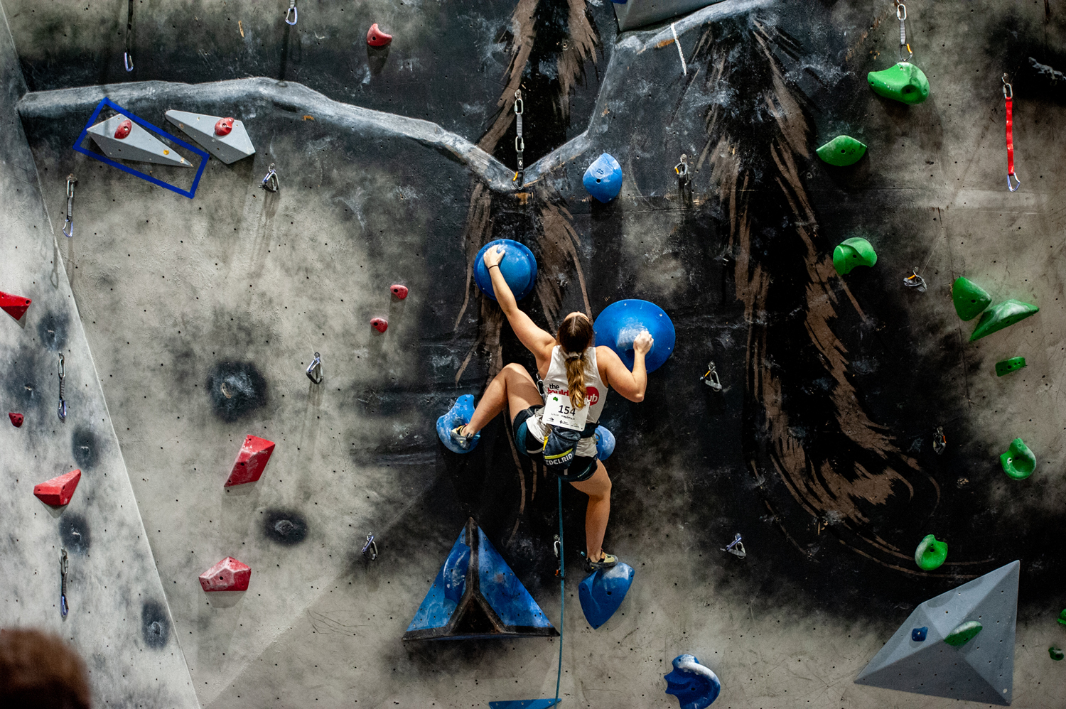 Climbing Rocks Professional Climbing Photography Competition Indoor Climbing (4)